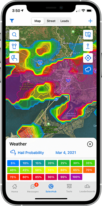 Storm Data That Takes You Where the Deals Are